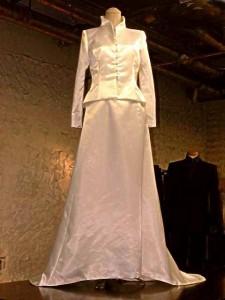 ジャケットウエディングドレス