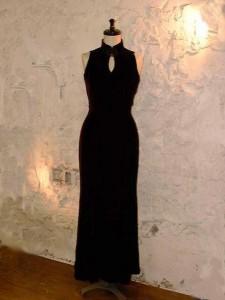 マーメイドラインドレス