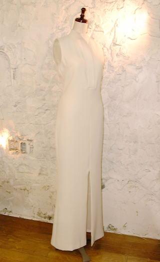 ブレードカラードレス