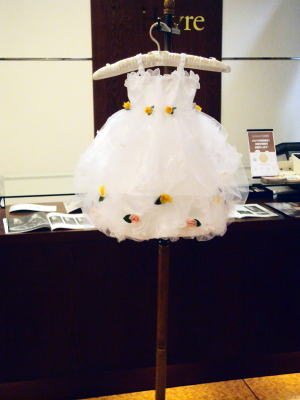 チャイルドバルーンドレス