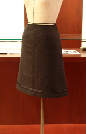クラシカルテーラーコート&スカート