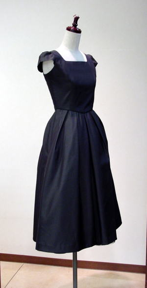 クロスリボン ドレス