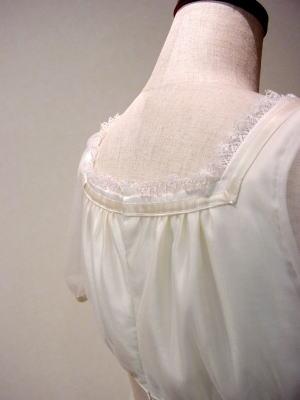 想い入れのあるドレスに、さらなるストーリーを重ねて
