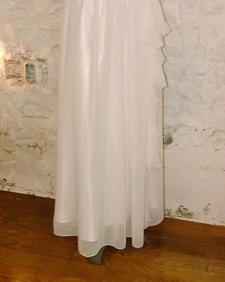 フォーマルジョーゼットドレス