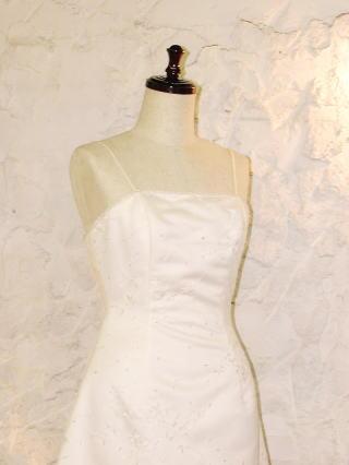 レースウエディングドレス