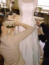 ウエディングを、感動ドレスにリメイクする 1