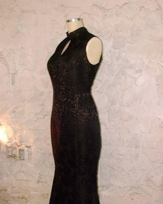 マーメイドラインドレス2