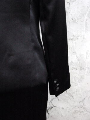 SilkSatinスーツ