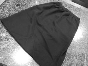 スカートをシャツ襟ブラウスにリメイク大変身!
