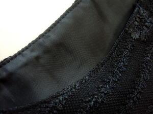フォーマルワンピのお袖をノースリーブにチェンジ!