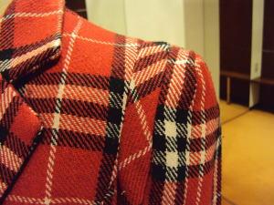 ジャケットの「肩や身幅」の大幅サイズアップに挑戦!